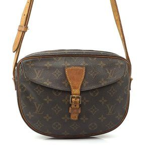 Auth Louis Vuitton Jeunefille Gm #5832L16